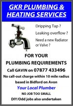 GKR Plumbing & Heating Services