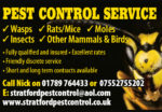 Stratford Pest Control